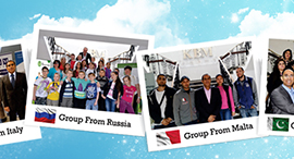 Group Tours to UK & Italy